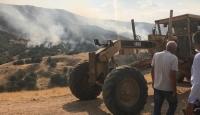 Siirt'te orman yangını kısmen kontrol altına alındı