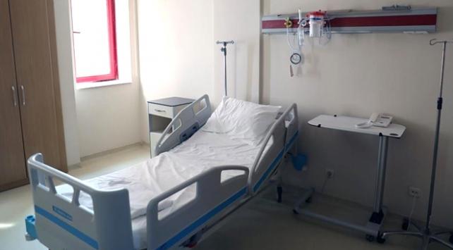 Türkiyeden Kıbrısa pandemi hastanesi müjdesi