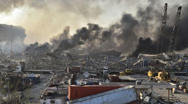 ABDden Lübnandaki vatandaşlarına zehirli gaz uyarısı