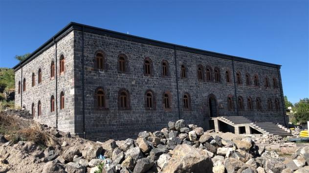 Karsın Tarihi Beylerbeyi Sarayı turizme kazandırılıyor