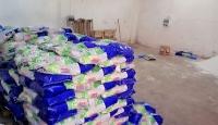 İstanbul'da 5,6 ton kaçak deterjan ele geçirildi