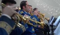 Teşkilatın müzisyenleri: Polis Bandosu