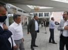 Bakan Kasapoğlu'ndan Medipol Başakşehir'e ziyaret