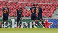 Medipol Başakşehir'den Avrupa kupalarına veda