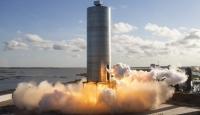 SpaceX Mars yolculuğuna bir adım daha yaklaştı