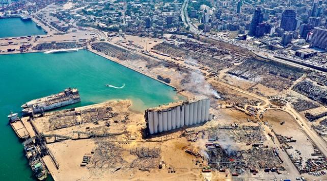 Patlama Lübnanın kalbine ağır hasar verdi