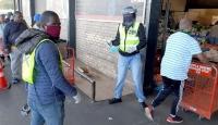 Güney Afrika Cumhuriyeti'nde günlük Covid-19 vaka sayısı 500 bini aştı