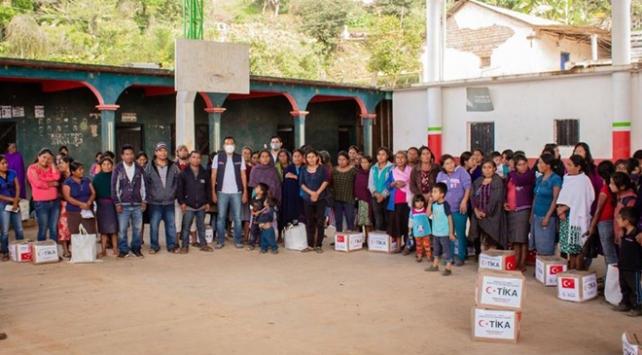 TİKAdan Meksikaya deprem yardımı