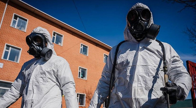 Koronavirüse yakalananların sayısı 19 milyonu aştı