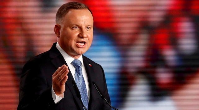 Polonyada Cumhurbaşkanı Dudanın 2nci dönemi başladı