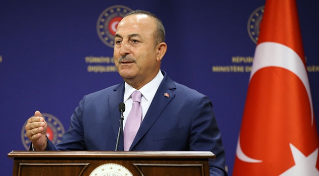 Bakan Çavuşoğlu: Hafter siyasi çözüme inanmıyor