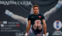 Milli cimnastikçilerin olimpiyat mesaisi devam ediyor