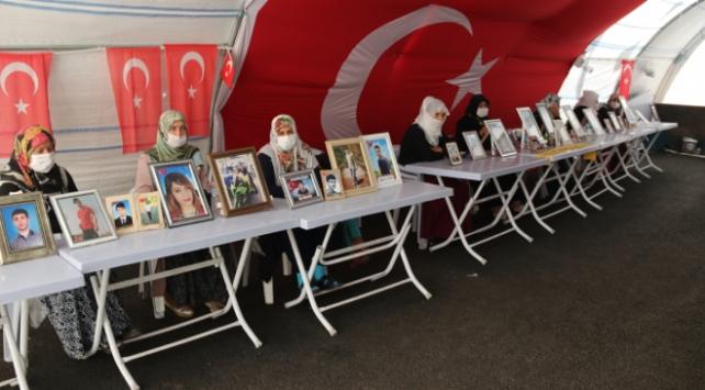 Diyarbakırda evlatlarına kavuşmayı bekleyen aile sayısı 150ye yükseldi