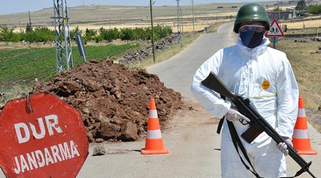 32 ilde 83 yerleşim yerinde karantina uygulanıyor