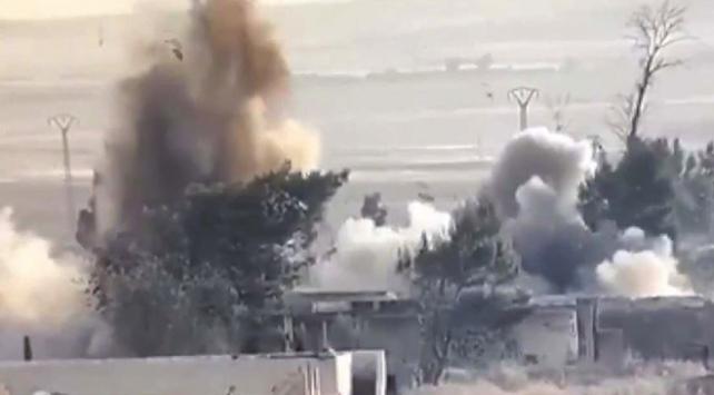 Barış Pınarı Bölgesinde iki bombalı terör saldırısı önlendi
