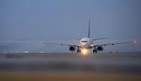 6,2 milyon kişi havayolu ulaşımını seçti