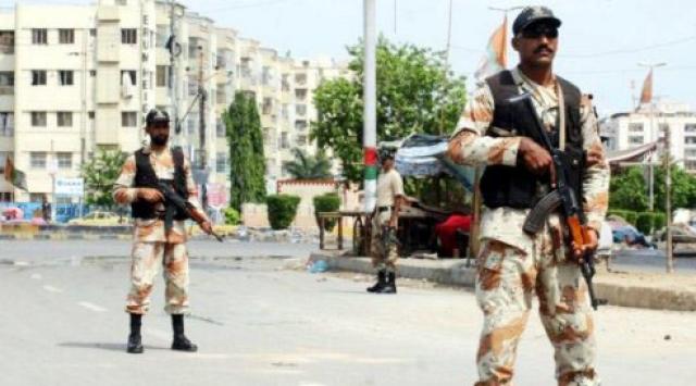 Karaçi'de 7 Kişi Öldü