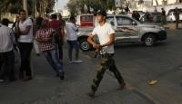 Libya'da Karşıt Gruplar Çatıştı