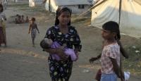 """Myanmar'da Evsiz Kalanlara """"Ev"""" Sözü"""