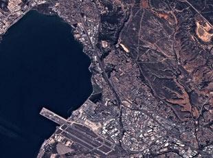RASAT Uzaydan Türkiyeyi Böyle Fotoğrafladı