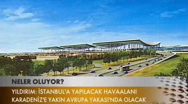 İstanbula 3. Havaalanı Terkosa mı?