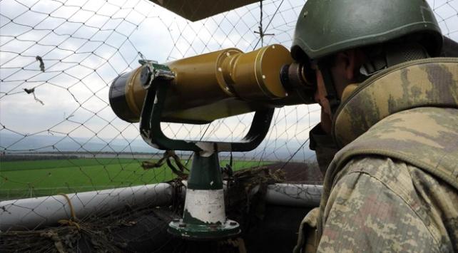 PKKlı 1 terörist daha güvenlik güçlerine teslim oldu