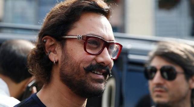 Hint sinemasının ünlü aktörü Aamir Khan, yeni filmi için Türkiyeye geliyor