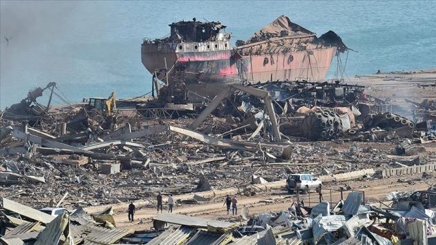 Beyrut Limanında ölü sayısı artabilir