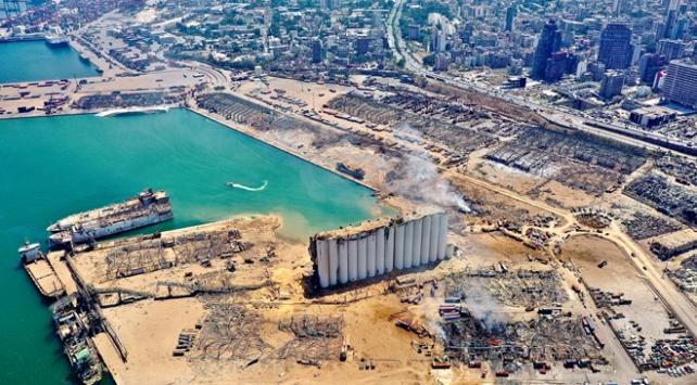 Türkiye iki limanını Lübnanın kullanımına açtı