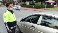 Şanlıurfa'da tedbirlere uymayan 19 kişiye para cezası
