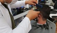 Çelikhan'da vakalar artınca berberler kapatıldı