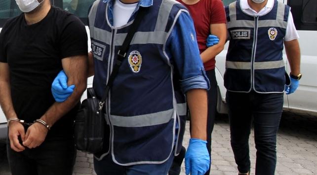 Şanlıurfada uyuşturucu operasyonu: 14 kişi tutuklandı