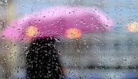 Meteorolojiden bazı illere kuvvetli yağış uyarısı