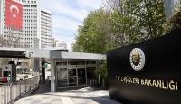 Türkiye'den Somali'deki terör saldırısına kınama