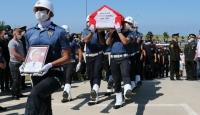 Şehit polis Keskin için Samsun'da tören düzenlendi