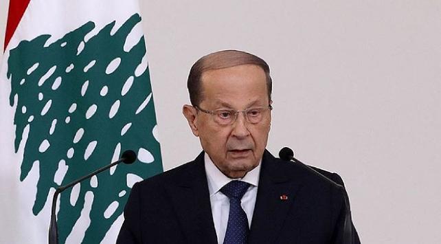 Lübnan Cumhurbaşkanı: Patlamayla ilgili uluslararası soruşturma talebi zaman kaybıdır