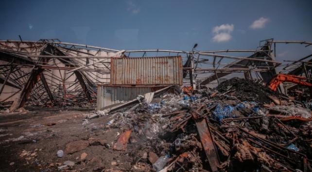 AB ve Avrupa ülkelerinden Beyruta maddi yardım