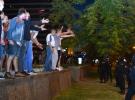 Belarus'ta seçim sonucunu protesto edenler sokağa çıktı