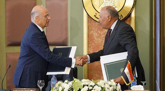 Mısırlı muhalifler: Yunanistan ile Mısır arasındaki anlaşma yok hükmünde