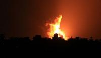 İsrail, Hamas'a ait gözetleme noktasını vurdu