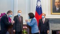 ABD'den Tayvan'a 40 yıl sonra ilk resmi ziyaret