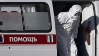 Rusya'da koronavirüsten ölenlerin sayısı 15 bini geçti