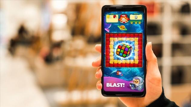 Türkiyede yetişkinlerin yüzde 79u mobil oyun oynuyor