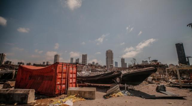 Beyrutta patlamayla ilgili soruşturma Adalet Konseyine devredildi