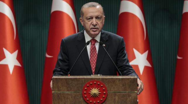Cumhurbaşkanı Erdoğan: Akdenizde kendi planlarımızı uygulamaya devam edeceğiz
