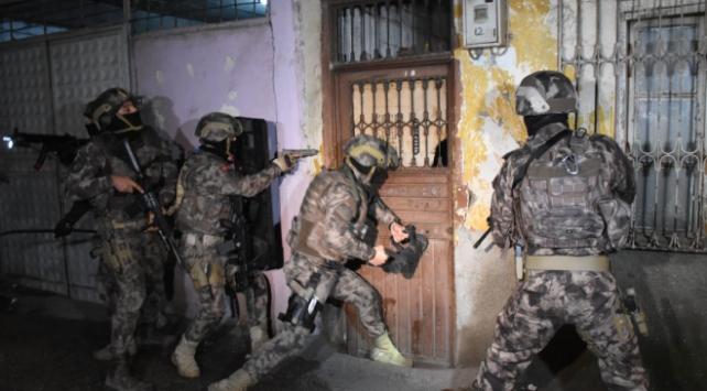 Uyuşturucu operasyonlarında 2 bin 353 kişi yakalandı