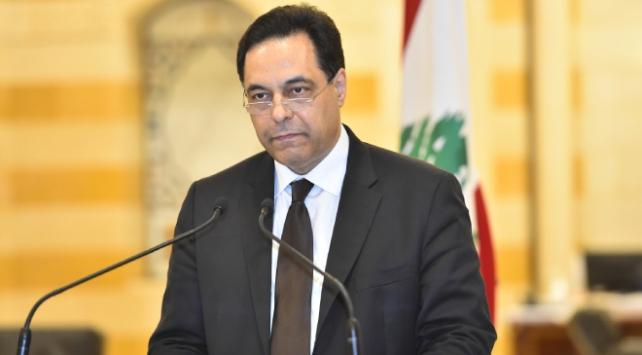 Lübnanda istifa eden Başbakan Diyaba geçici görev talebi