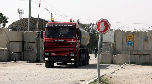 İsrail, Gazzenin tek ticaret kapısını da kapatıyor