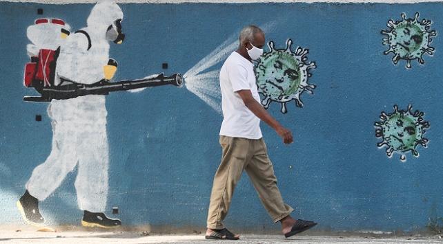 Brezilyada 703 kişi daha koronavirüsten öldü