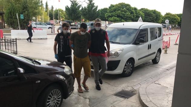 Samsunda DEAŞ operasyonunda 8 şüpheli gözaltına alındı